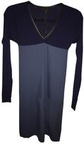 Louis Vuitton Wool maxi dress
