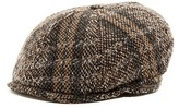 Wigens Contemporary Donegal Newsboy Hat