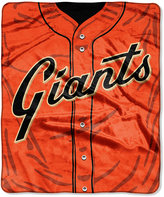 Northwest Company San Francisco Giants Raschel Strike Blanket