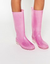 Asos GLOW Light UP Wellies