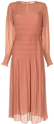 Ginger & Smart Evolution pleated dress