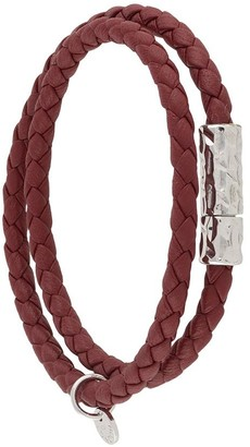 Tateossian Wraparound Clasp Bracelet