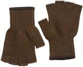 Filson Fingerless Gloves - Bison Down Knit (For Men)