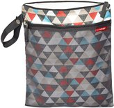 Skip Hop Grab & Go Wet/Dry Bag - Triangles