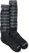 L.L. Bean SmartWool PhD Slopestyle Plaid Socks