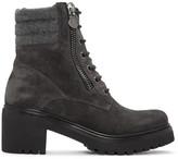 Moncler Grey Viviane Boots