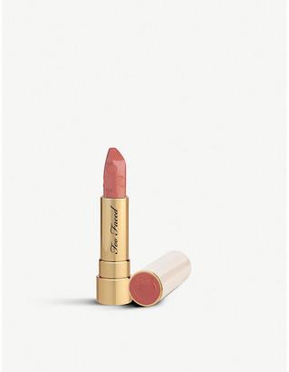 Too Faced Ladies Got Peach? Peach Kiss Matte Lipstick, Size: 4g