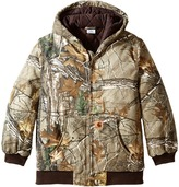 Carhartt Kids - Camo Active Jac Boy's Coat