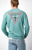 GUESS Crew Neck Sweatshirt