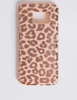 Marks and Spencer Samsung S7® Animal Print Phone Case