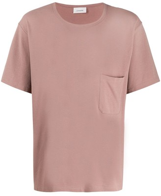 Lemaire oversized patch pocket T-shirt