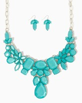 Charming charlie Olivia Statement Necklace Set
