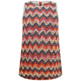 Oilily OililyGirls Woven Zigzag Dress