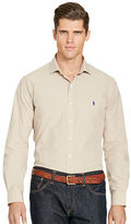 Big & Tall Polo Ralph Lauren Cotton Poplin Sport Shirt