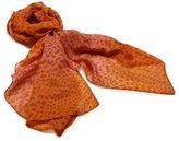 Passigatti Leopard Design Bright 50X200 Women's Scarf