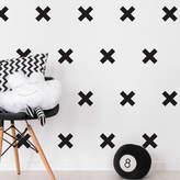 Nutmeg Kiss Wall Stickers