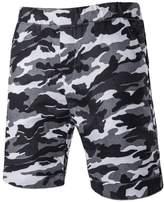 Elonglin Mens Camouflage Shorts Swimwear Surf Sweater BoardShorts Summer Breathable 30