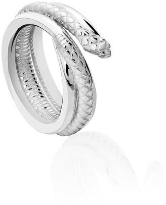 Tane Snake Ring