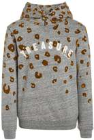 Scotch R'Belle HOODED ANIMAL & ARTWORK Sweatshirt grey