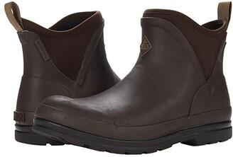 The Original Muck Boot Company Muck Originals Ankle (Brown) Women's Shoes