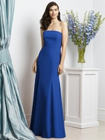 Dessy Collection - 2935 Dress in Sapphire