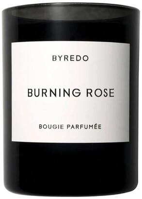 Byredo Burning Rose Scented Candle