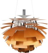 Amonson Lighting Replica PH Artichoke Pendant Light, Copper, 48cm