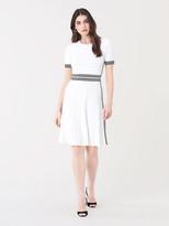 Diane von Furstenberg Sunny Pointelle Knit Dress