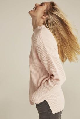 Long Tall Sally Stepped Hem Sweater