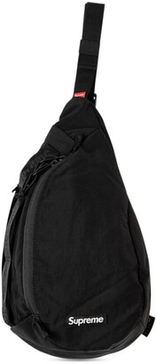 Supreme Logo Sling Bag