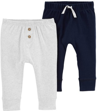 Carter's Baby Boy 2-Pack Pull-On Pants