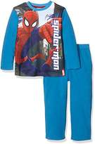 Marvel Boy's Spiderman Crime Fighter Pyjama Sets