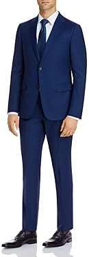 Ermenegildo Zegna Drop 8 Micro-Houndstooth Slim Fit Suit