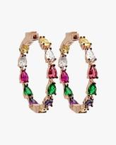 Nickho Rey Gil Hoop Earrings