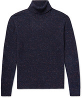 Isaia - Slim-fit Cashmere Rollneck Sweater