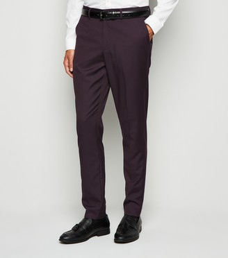 New Look Suit Trousers