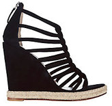 Jean-Michel Cazabat Elvira Strappy Wedge Sandals
