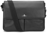 Vivienne Westwood Milano Messenger Bag Black