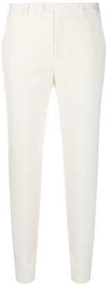 RED Valentino gabardine cropped trousers