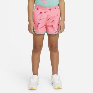 Nike Little Kids' Printed Shorts Dri-FIT Tempo
