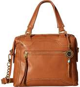 The Sak Tahoe Bowler Satchel Collective Satchel Handbags