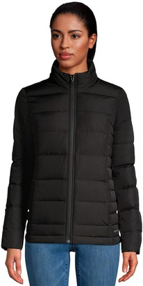 Lands' End Petite Down Puffer Jacket