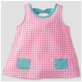 Gerber Graduates® Toddler Girls' Gingham Check Pocket Tunic - Pink