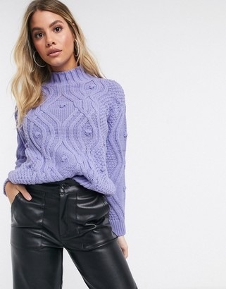 Lipsy cable knit jumper