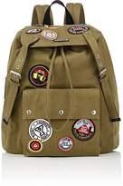 Saint Laurent Men's Army Backpack