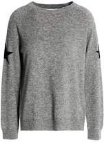 Chinti and Parker Mélange Wool And Cashmere-Blend Sweater