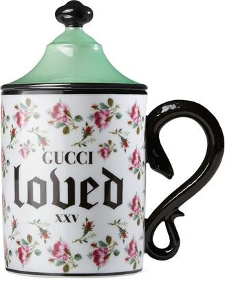 Gucci Rose mug