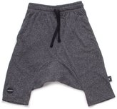 Nununu Youth Boy's 3/4 Pants - Charcoal