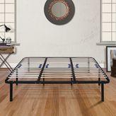 Bed Bath & Beyond E-Rest Wood & Metal Platform Bed Frame