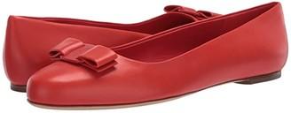 Salvatore Ferragamo Varina 1 (Arid Coral) Women's Shoes